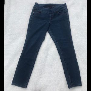 Jag Jeans High Rise Slim Leg EUC Pull-On Jeans